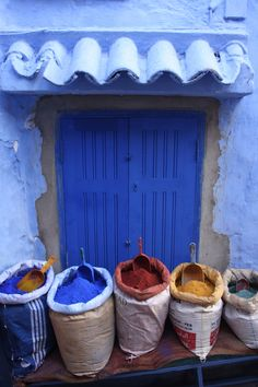 "postcardsfromsarah: ""Chefchaouen, Morocco """