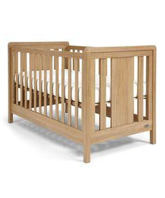 Kingston Cot/Toddler Bed - Oak - Kingston Oak - New - Mamas & Papas399