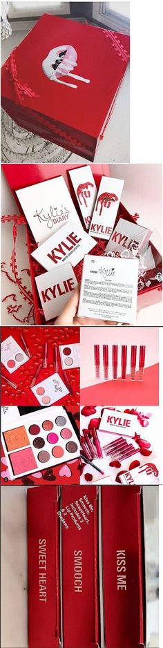 Lipstick: Kylie Cosmetics 2017 Valentines Ltd Edition Bundle Pre-Sale BUY IT NOW ONLY: $360.0