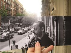 christopher moloney | movie scenes of the past in real like new york