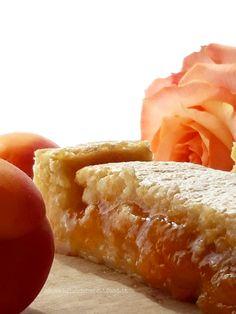 Crostata meringata alle Albicocche