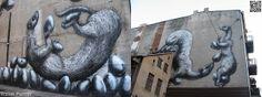 Street Graffiti in #Poland' - Łódź