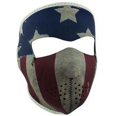 6b616f4689f Patriot Mask Biker Mask