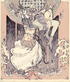 She is a witch by FiguFigu.deviantart.com on @DeviantArt