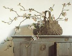 Apple Blossoms by Pauline Eble Campanelli