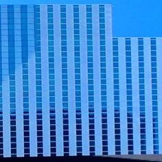 #dtla #losangeles #art #night #skyscraper #windows #building #destination #downtownla #travel #city #streetphotography #citylife #photography #streetphoto #dtlalife #streets #blue #abstractart #modernart
