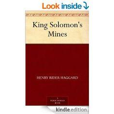 a66e00250d869 Amazon.com  King Solomon s Mines eBook  Henry Rider Haggard  Kindle Store