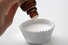 How to Make Your Own Vicks Vapor Shower Discs - I plan to make mini versions of this.  The Vicks disks were, IMHO, too big.  If I make small ones, I can use one or two and not waste nearly as much.