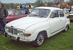 1973 Saab-96 V4 1.5L Ford-V4 OHV  65bhp Engine