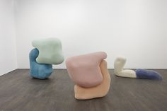 Nairy Baghramian @ S.M.A.K, Belgium