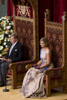 Pin for Later: The Dutch Royals Make a Stunning Appearance Despite the Rain