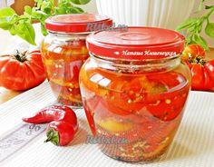 Печеный болгарский перец на зиму (рецепт с фото)   RUtxt.ru
