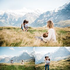 Taking families to the Swiss Alps for their family photos is one of my favourite things to do! These are just a few photos of this families Swiss Vacation! Swiss Alps, Family Photos, Amanda, Families, Things To Do, Joy, Vacation, Photography, Travel