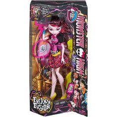 Monster High Save Frankie Draculaura Doll