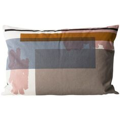 Cushions are perfect for updating your home according to mood and occasion. Stylish sofa cushions give a finishing touch to living rooms whereas colourful cushions brighten up children's rooms. Space Furniture, Furniture Design, Color Blocking, Colour Block, Colourful Cushions, Modern Throw Pillows, Scandinavian Living, Nordic Design, Cushions On Sofa