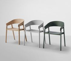 Cover Chair by Muuto | upholstery | Product