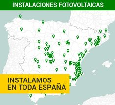 Instalaciones Fotovoltaicas Kit Solar, Renewable Energy Projects, Solar Power, Map, Camping, Feather, Vegetable Garden, Log Projects, Photovoltaic Cells