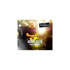 Adrian Belew - Live at Rockpalast (CD)