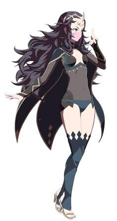 Fire Emblem Fates - Nyx