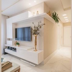 [New] The 10 Best Home Decor Today (with Pictures) - Uma pequena sala muito estilosa . Shop Interior Design, Interior Design Living Room, Living Room Designs, Interior Livingroom, Tv Unit Decor, Tv Wall Decor, Tv Wall Design, House Design, Tv Wanddekor