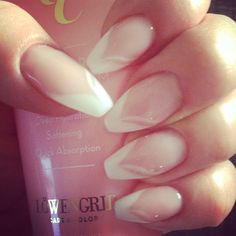French with a twist French manicure