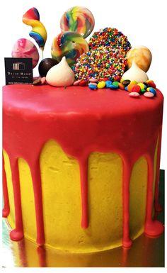 A Birthday Cake by Dello Mano
