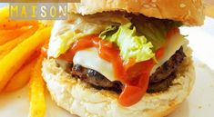 recette hamburger maison Enfin les belles journées printanières sont bel et bien la ! ...