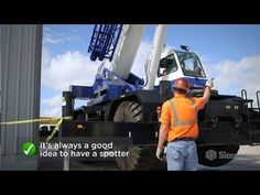 Crane safety and information related to lifting and construction rental equipment.