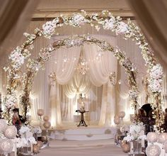 Wedding Magazine - 19 stunning floral arch ideas for your wedding ceremony                                                                                                                                                                                 More