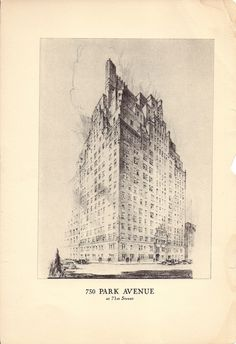 730 Park Avenue Brochure
