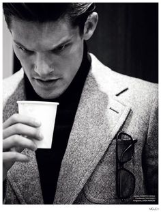 Danny Beauchamp Covers MOJEH Magazine, Sports Sartorial Fashions image Danny Beauchamp 2014 Fashion Editorial 010