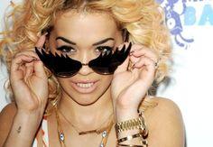 Rita Ora I want these sunglasses!!
