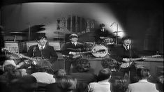"""Check this live version footage. Great harmonies and Ringo tearing it up with, as he said """"waving my head around and such"""""""