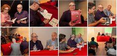 Recopilación fotos de la presentación del libro 'Vuelve el listo que todo lo sabe' en Parets del Vallès (Fotografías tomadas por Enric Bartel)