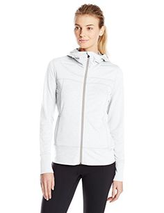 LOLE Women's Unite Cardigan, Large, White