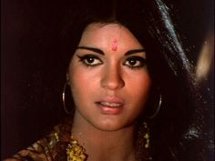 In her heyday during the early and mid 1970s Zeenat Aman created a revolution in the image of the Bollywood Heroine. Aman was credited with making a lasting impact on the image of its leading actresses by bringing the western heroine look to Hindi cinema, and throughout her career has been considered a sex symbol.