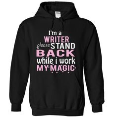 WRITER - magic T Shirt, Hoodie, Sweatshirt. Check price ==► http://www.sunshirts.xyz/?p=145751