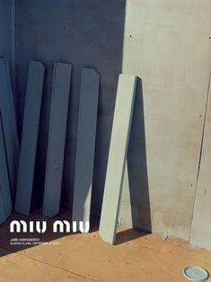 MIU MIU RESORT 2015 by Jamie Hawkesworth