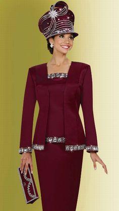 Ben Marc International Womens Church Suit 4635