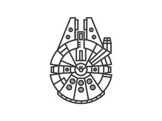 Image result for small star wars tattoo ear