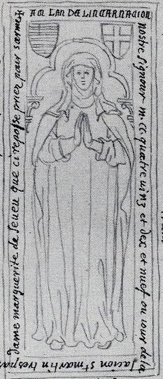 Marguerite de Seveux (1299)