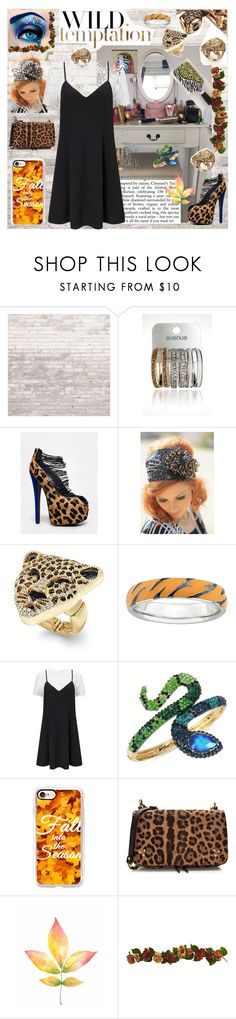 """A bit wild at fall"" by jaymagic ❤ liked on Polyvore featuring WALL, Avenue, London Trash, Namul, Thalia Sodi, Miss Selfridge, Betsey Johnson, Casetify, Jérôme Dreyfuss and fallseason"