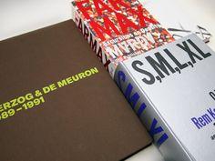 【新入荷】レム・コールハース、ヘルツォーク&ド・ムーロンの作品集など、建築関連書籍