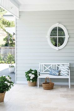 A classic Hamptons home in the NSW coastal hinterland | Home Beautiful Magazine Australia