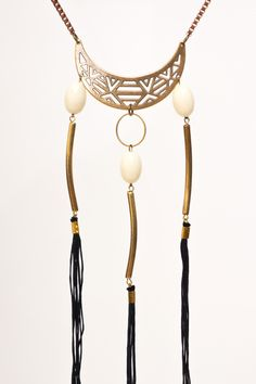 LANAMOUSS - MEDEA NECKLACE #lanamouss #jewellery #love #handmade #greek #designer #necklace