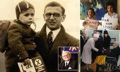 Britain's Schindler Sir Nicholas Winton dies at 106after rescuing 669 children