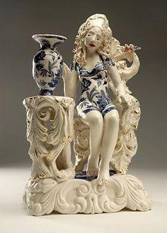 Chris Antemann-'Vase'-The Art Spirit Gallery of Fine Art