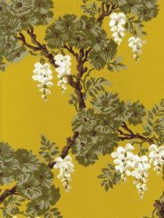 Cole and SonWallpaper | Wisteria