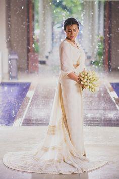 The elegant photos of this VIP Wedding in Sri Lanka will take your breath away! Wedding Blog, Wedding Planner, Happy Married Life, White Wedding Dresses, Beautiful Couple, Pastel Blue, Sri Lanka, Bridal Style, Engagement Photos