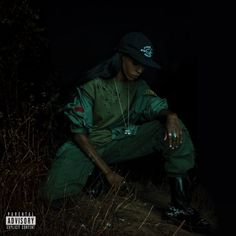 Please consider Angel Haze's upcoming new album 'Back To The Woods' for you next hiphop playlist and stream the thing now in full!